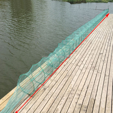 used commercial fishing nets machine knitting fishing nets cage