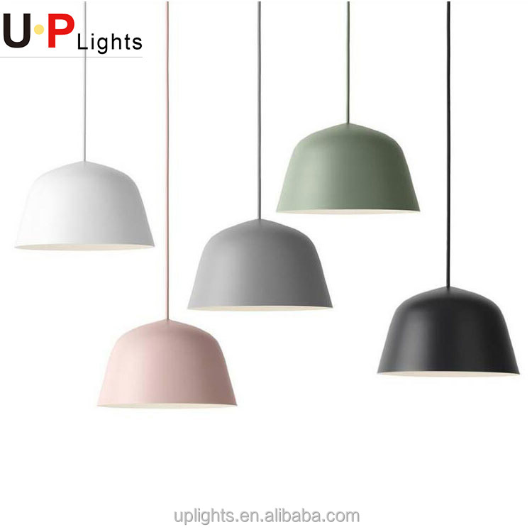 New design modern aluminum pendant lamp interior lighting