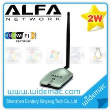 150Mbps Alfa AWUS036NH USB Wifi Adapter/2000mW Alfa High Power USB Wifi Adapter