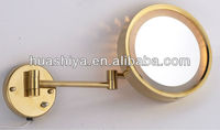 HSY-1168A cosmetic lighted make up bath shaving mirror