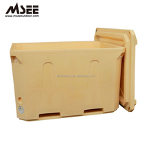 rugby ice insulation plastic rotational molded cooler box