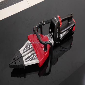 Earthquake Rescue Equipment Hydraulic Spreading Rescue Tool electric spreader