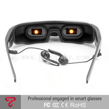 VG320S head up display video eyewear HD video glasses 1080P video glass with low price