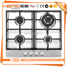 Hot sale cast iron grate cheap gas stoves (PG6041BS-C1C2I)