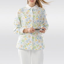 Nurse Uniform Printed Cotton Patterns Of Medical Clothing For Hospital Stuff Uniforms