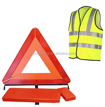 Safety Kits With Warning Triangle