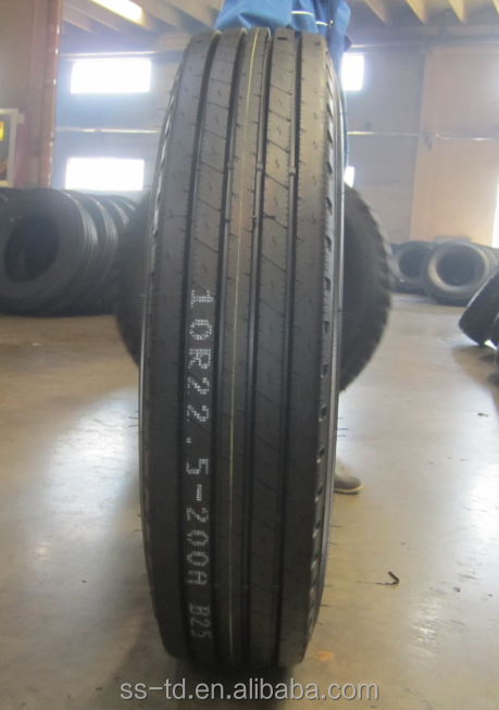 Truck and Bus Tires 10r22.5 Cheap Wholesale Tires