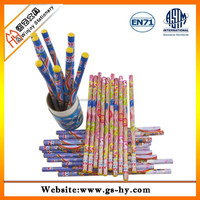 custom printed good quality control of pencil