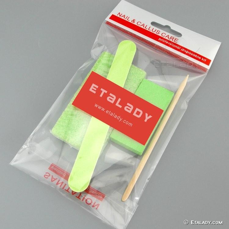 EL-DP53G-P1 nail & callus care professional disposable kit