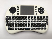 tablet pc 2.4G wireless mini keyboard touchpad mouse