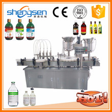Wholesale Customized Good Quality Special Peanut Oil Liquid Filling Machine