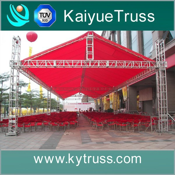 Aluminum lighting prefab roof trusses for sale buy for Order trusses online
