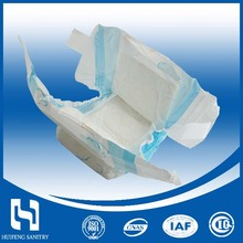 OEM custom high quality disposable sleepy adult baby diaper