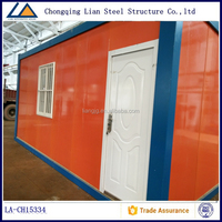 20ft EPS Sandwich Wall Panel Folding Container House