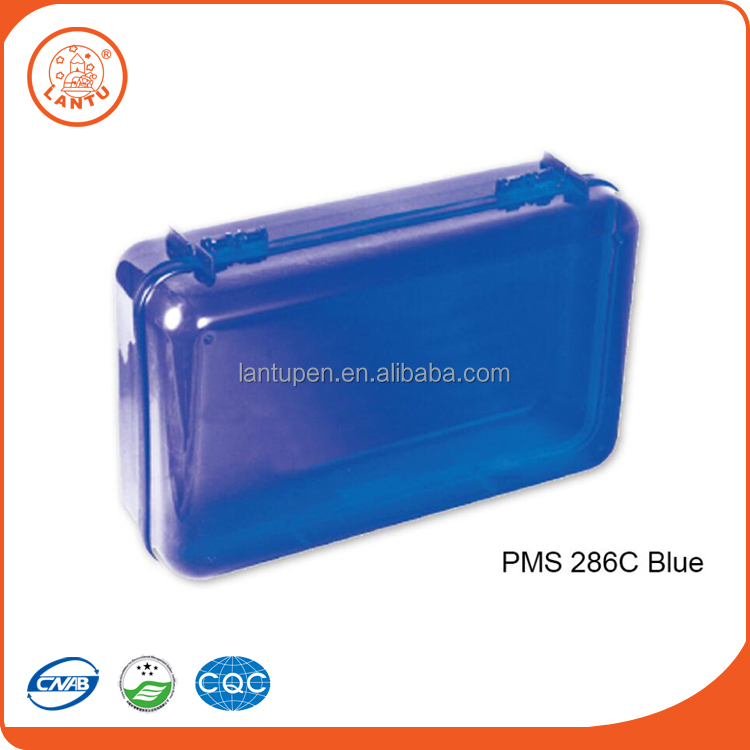 Lantu Superior Quality and Compititive Price School Plastic Pencil Boxes