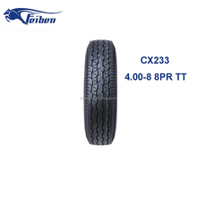 Fat Motorcycle Tire Wheel Tricycle 4.00-8