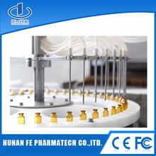 automatic Oral Liquid Bottle Washing Filling Capping Machine