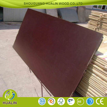 18mm plywood sheets/film faced plywood for construction/film faced plywood China