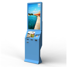 free stand touch kiosk monitor with touch screen