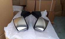HIGH QUALITY TRUCK SIDE MIRROR FOR VOLVO VNL WITH BRCAKET SOLD FOR A SET WITH CHROME