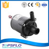 Brushless high temperature resistance centrifugal submersible pump