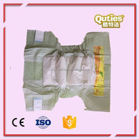 ISO and CE Proved Private Lable Baby Diaper Sheet Manufacturers In Hangzhou