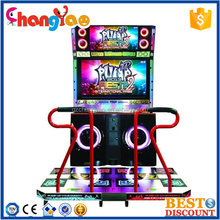 Hot Selling Pump It Up Fiesta Arcade Video Dance Game Machine