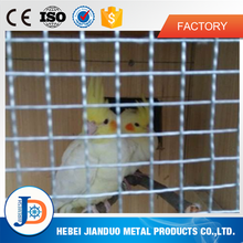 bird cage galvanized crimped weave wire mesh for sale