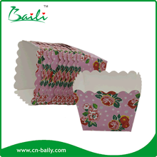 Low price muffin tray, muffin box, muffin paper cup