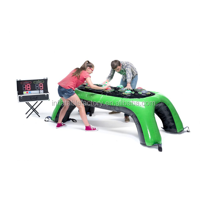 cheap interactive sport game inflatable