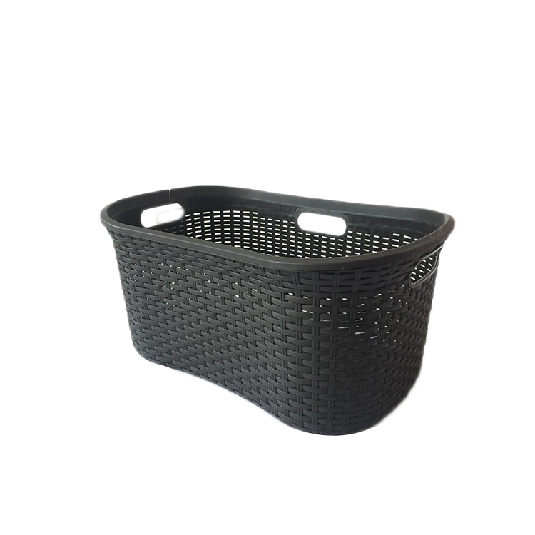 Excellent Quality Low Price Eco-Friendly Large Plastic Laundry Basket With Handle