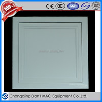 Stainless Steel Access Panels in HVAC Systems