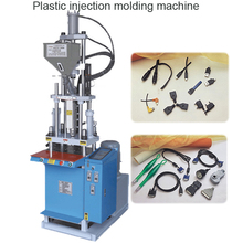 Vertical mini injection moulding machine