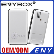 Android 4.4 Wifi HDMI LCD Video 3D LED 1080P Smart Mini Projector