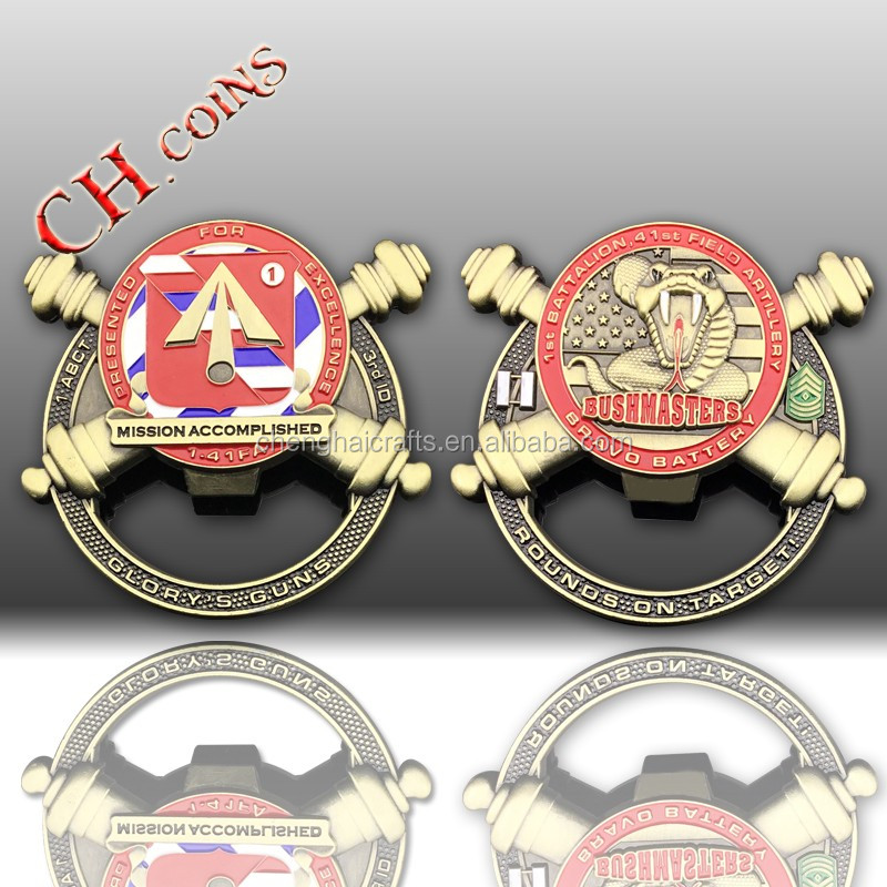 Bahrain special customized travel convenient type double coin