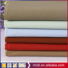 heavy anti fire 20*16 dyed 98 cotton 2 elastane spandex fabric twill