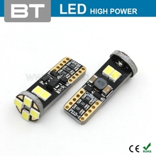 Super White 6000K 8SMD 2835 T10 Canbus 12V Auto Led Light
