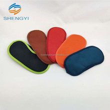 Adhesive waterproof skin color embroidery sleeping eye patch