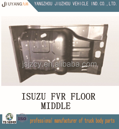 Factory price for FVR truck body metal parts middle floor
