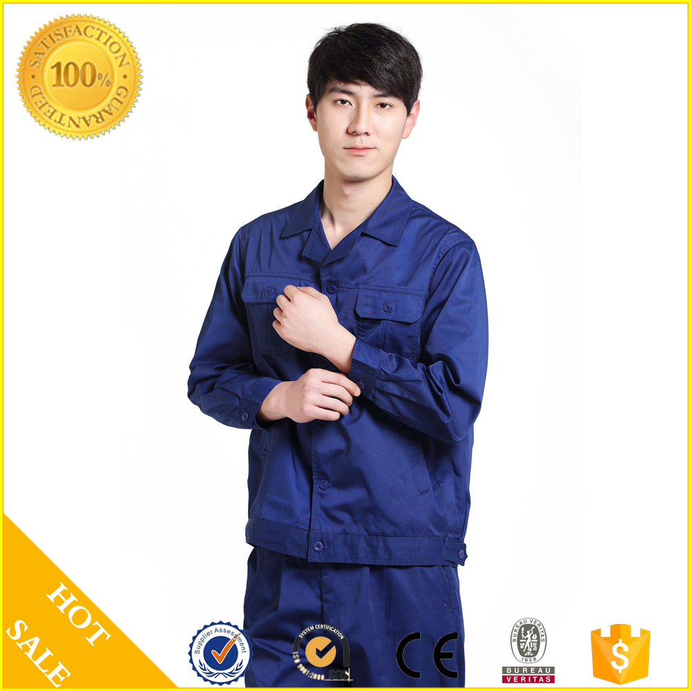 T/C 65/35 withstand wear uniform OEM factory price Workwear