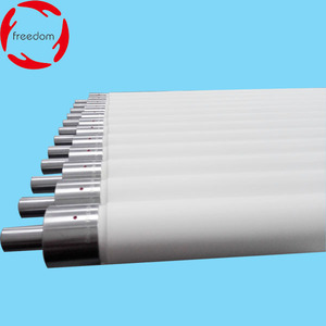 Glass Tempering Oven Fused Silica Ceramic Roller