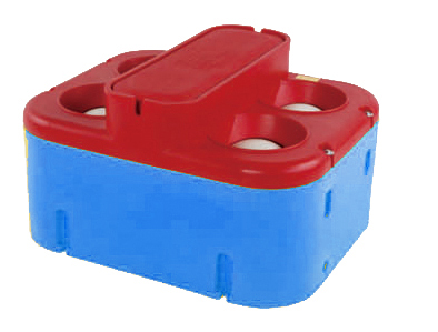 Plastic cow/cattle/horse/sheep/ water/drinking trough/tank with thermal four Floating Balls