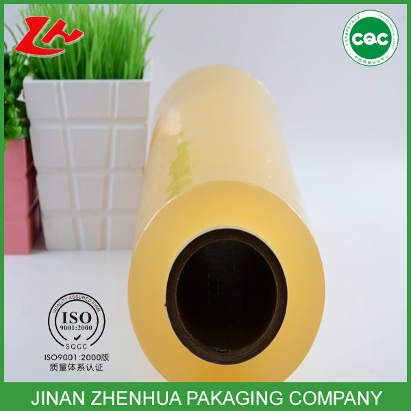 pvc soft cling film