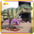 KANO6129 Customized Vivid Artificial Simulation Dinosaur Sculpture
