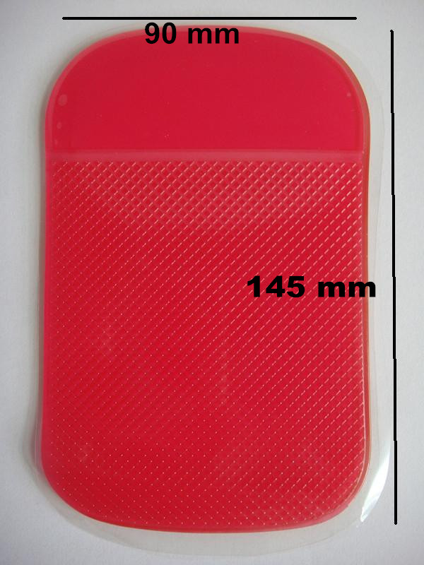 Car accessories interior Cell phone sticky pad car's dashboard non-slip mat