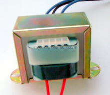 Manufacturers supply [high quality] EI low-frequency power transformer 9V 12V 24V 36V 100W
