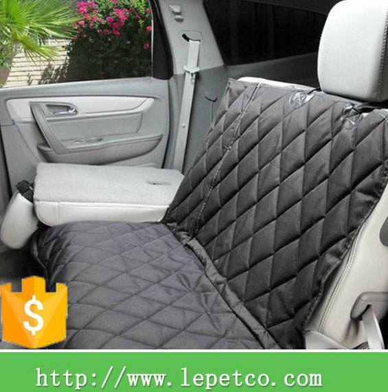 manufacturer wholesale waterproof Quilted oxford protective foldable Luxury Car Seat Covers for Pets
