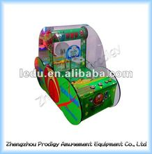 hot sell basketball shooting machine for game center