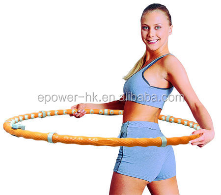 Nice Design Wholesale Plastic Hula Hoop, Weight Loss Massage Hula Hoop Ring, Adjustable Flashing Led Hula Hoop