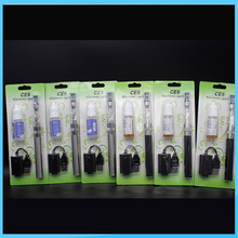 Disposable cartomizer clearomizer ego t CE5 blister pack with paypal accepted